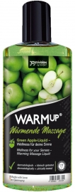 WARMup Green Apple 150ml- Zöldalmás masszázskrém